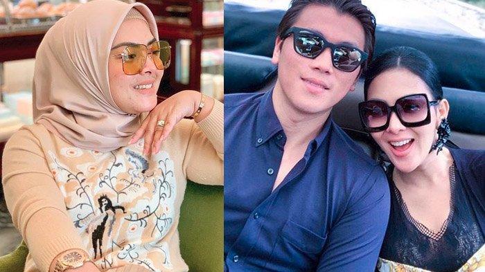 'Bocor' Isi DM Instagram Aisyahrani dan Reino Barack, Endingnya Syahrini Ditantang Si Adik: Ih Lihat