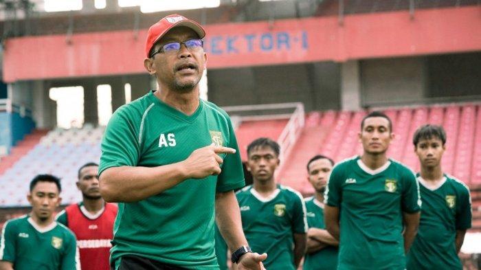Sudah Lolos, Pelatih Persebaya Aji Santoso Minta Pemainnya Tetap Serius Hadapi PS Sleman