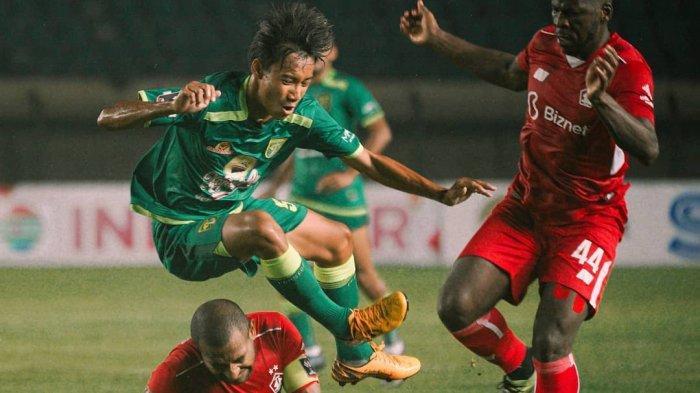 Susunan Pemain Madura United vs Persebaya, Bajul Ijo Turunkan Banyak Pemain Muda
