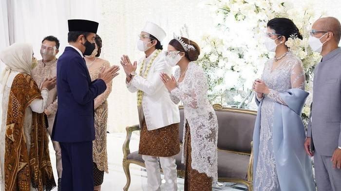 Terkuak Kado Jokowi dan Iriana untuk Pernikahan Atta, Aurel Terkejut: Sayang Ini Bisa Dibuat Couple