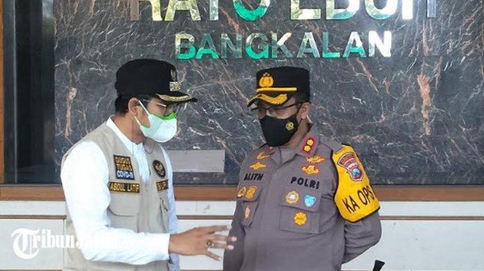 4 Hari, 258 Orang Terpapar Covid-19, MUI dan Polres Bangkalan Serukan 'Tak Toron' Lebaran Kurban
