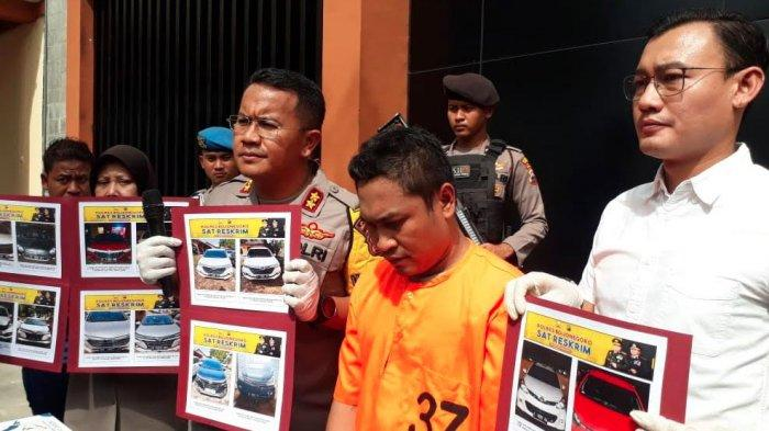 MODUS Pria Bojonegoro Gelapkan 17 Mobil Rental, Sewa 2 Minggu Lalu Digadaikan, Uang 50 Juta Didapat
