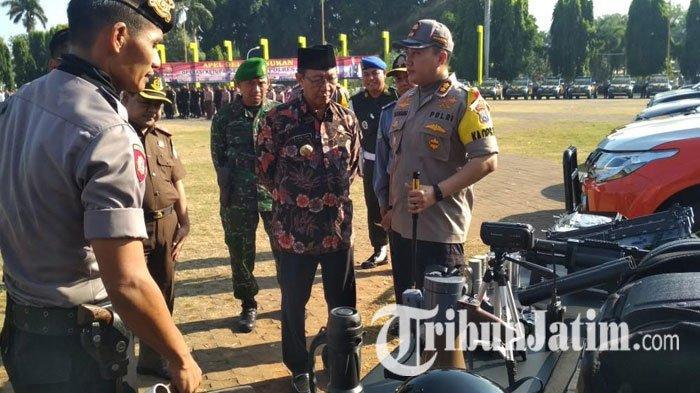 Mudik Lebaran 2019, Polres Tuban Siapkan Empat Pos di Sepanjang Jalur Pantura