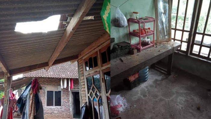 8 Rumah Rusak Akibat Peledakan Tebing Pembangunan Bendungan Bagong, Warga Mohon Solusi Terbaik