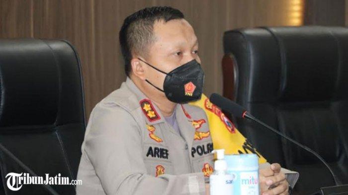 JelangIdul Fitri 1442 H, Polres Gresik Gelar Rakor Operasi Ketupat Semeru 2021