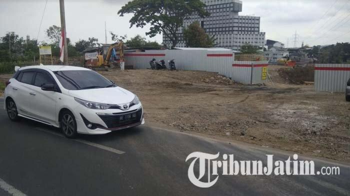 Pelebaran Jalan di Sekitaran Jembatan Tlogomas Kota Malang Dianggarkan Rp 1,5 Miliar