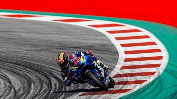 Ramai Diisukan Dibidik Ducati, Pembalap MotoGP Alex Rins Resmi Perpanjang Kontrak dengan Suzuki