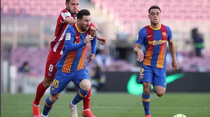 Spektakuler, Absen di Laga Pamungkas, Messi Ukir 2 Rekor Fantastis, Lewati Capaian Legenda Madrid