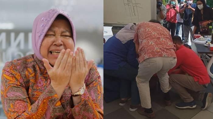 Jawaban Risma saat Surabaya Disebut Gugus Tugas Covid-19 Jawa Timur 'Wuhannya' Indonesia