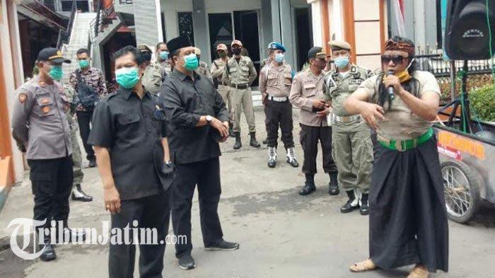 Dibocori Elit di Jakarta, DIREKTUR ini Gelar Aksi Dukung UU Cipta Kerja: Seolah Indonesia Chaos