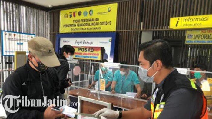 Long Weekend, Bandara Banyuwangi Terbangkan Hampir 2000 Penumpang, Tertinggi Selama Pandemi