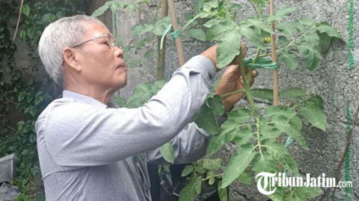 Tutup Jabatan Wabup Kediri, H Masykuri Kembali ke Hobinya Sejak Kecil: Beternak hingga Bersepeda