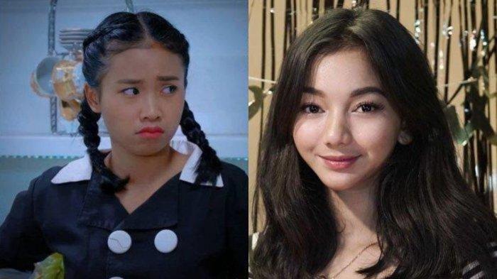 Aktris Ikatan Cinta, Ayya Renita dan Glenca Chysara.