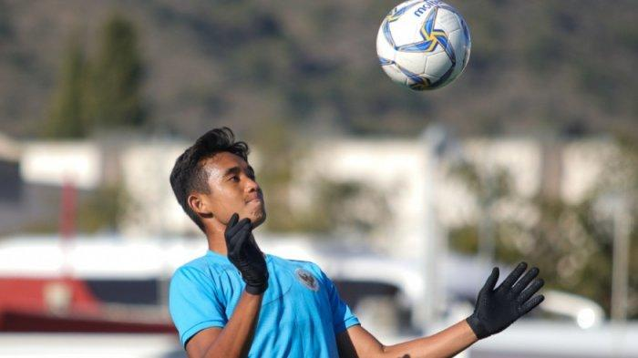 Enggan Ratapi Penundaan Piala Dunia U-20, Bek Timnas Indonesia U-19 Rizky Ridho Pilih Fokus Berlatih