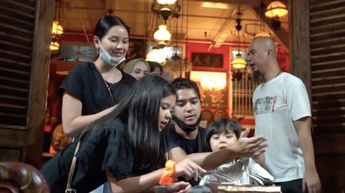 Tingkah Anak Mulan ke Putra Maia Ditegur Dhani, Safeea Balik Jawab, Ending Ayahnya Nyerah: Oh Bener