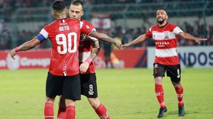 LINK Live Streaming PSIS Vs Madura United, Mampukah Madura Jaga 'Tradisi' Tak Terkalahkan dari PSIS?