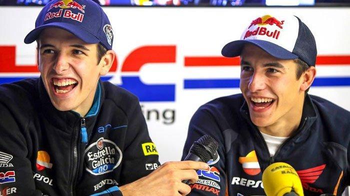 MotoGP 2020, Merasa Tertekan, Alex Marquez Diminta Dua Bos Honda Tetap Tenang