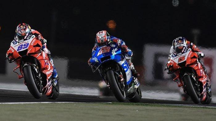 Pengakuan Alex Rins Usai Gagal Raih Podium di MotoGP Doha: Motor Ducati Ganas di Lintasan Lurus