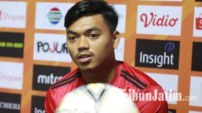 Alfath Fathier Resmi Berseragam Persija Jakarta setelah Lepas dari Madura United
