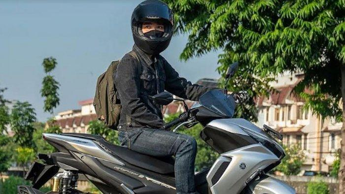 All New Aerox 155 'Idola Barunya Para Milenial', Tampang Ganteng, Fitur Lengkap Power Maksimal