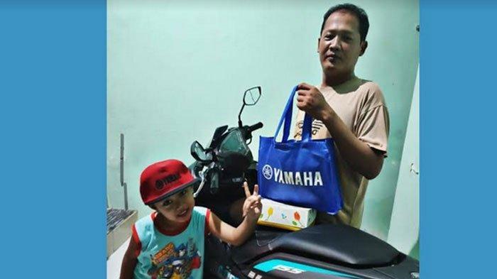 Cerita Narto Pengawas Bengkel KA Jadikan AEROX 155 Connected Andalan: Motor Sport Paling Nyaman