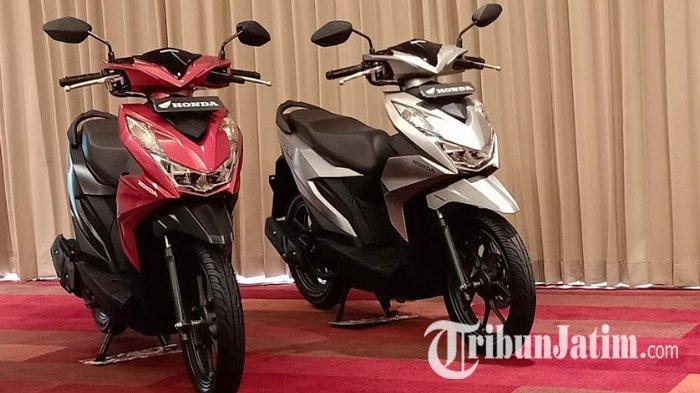 Skutik All New Honda Beat 2020 Resmi Meluncur Di Jatim Tersedia Dalam 9 Varian Warna Cek Harganya Tribun Jatim