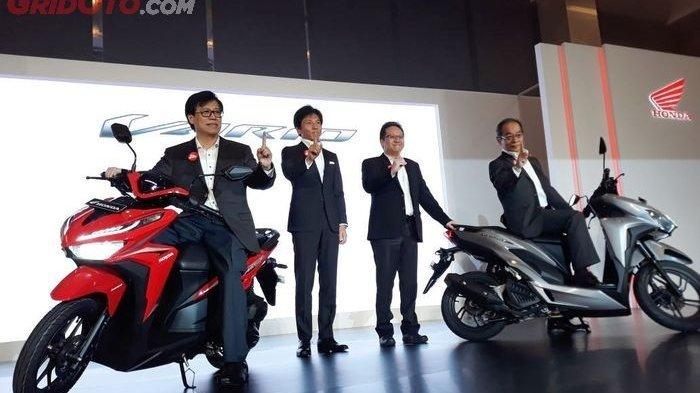 Tambah Jumlah Negara hingga Varian Motor, Astra Honda Motor Optimistis Bisa Lakukan Ekspansi Ekspor