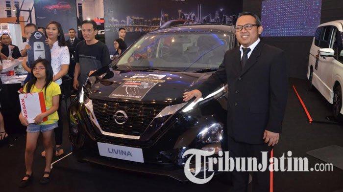 Warga Surabaya Banyak yang Tertarik All New Nissan Livina Tipe VL