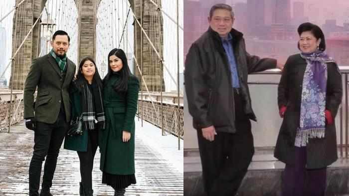 Putri AHY Belajar Online di Cikeas karena Virus Corona, Annisa Sorot Foto SBY dan Ani Yudhoyono