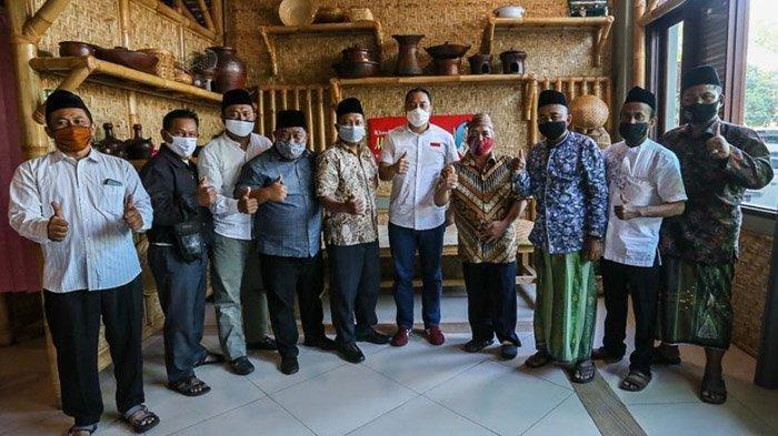 Laksanakan Wasiat Gus Zaki, Alumni Ponpes Tebuireng Dukung Eri Cahyadi di Pilkada Surabaya 2020