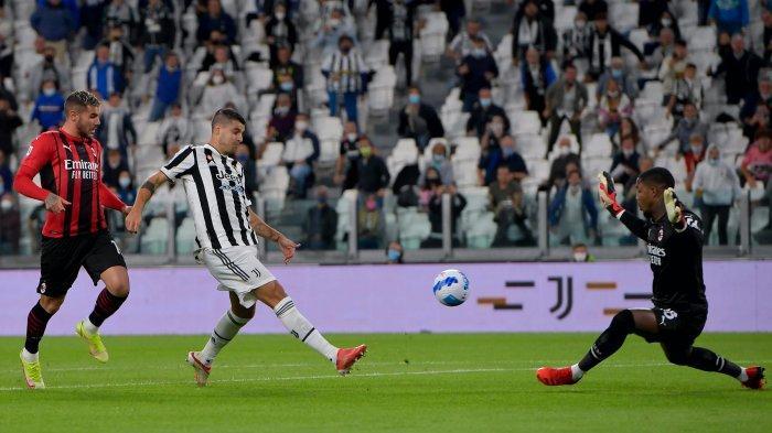 Hasil Juventus Vs AC Milan - Gagal Menang Lagi, Bianconeri Masuk Zona Degradasi