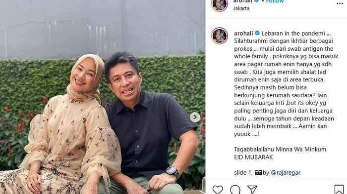 Kabar Terkini Alya Rohali, Tinggalkan Dunia Hiburan Dinikahi Pengusaha Kaya, Kini Sibuk Jadi Notaris