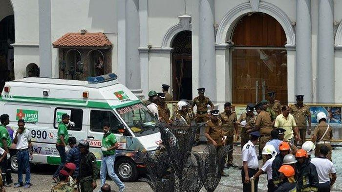 Fakta-fakta Teror Bom di Sri Lanka: Jumlah Korban, Pelaku hingga Ancaman Serangan 10 Hari Sebelumnya