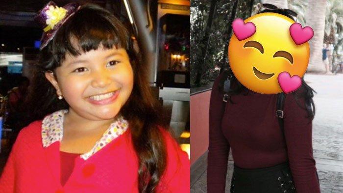 Amel Carla, dulu dan kini