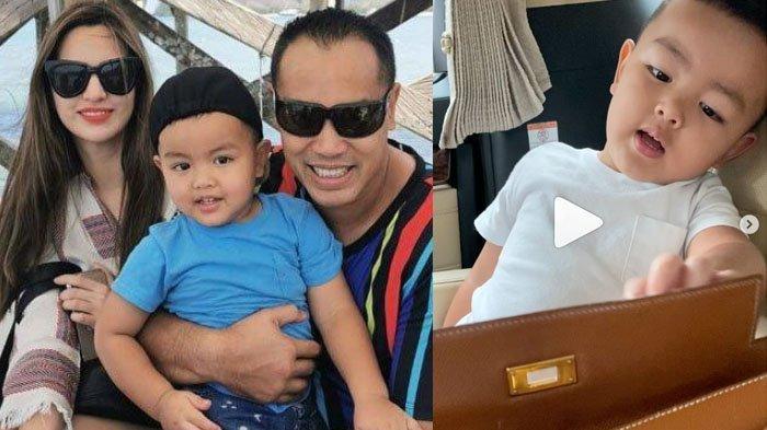 Ardi Bakrie Dipalaki Uang Anak Bungsunya, Melongo Ucapan Putra Nia Ramadhani, Ending: Papa Nakal