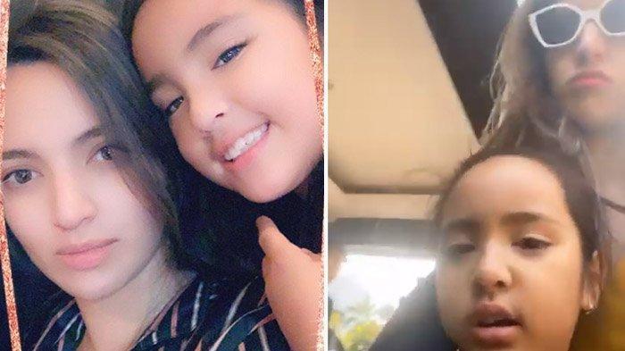 Anak Nia Ramadhani 'Tak Suka' Ibunya Diajak Foto Banyak Orang Saat CFD, Mikhayla: Laa Ilaaha Ilallah