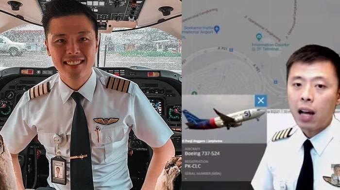 Analisa Captain Vincent Raditya terkait data pesawat SriwijayaAir SJ182 sebelum jatuh di perairan KepulauanSeribu pada Sabtu (9/1/2020).