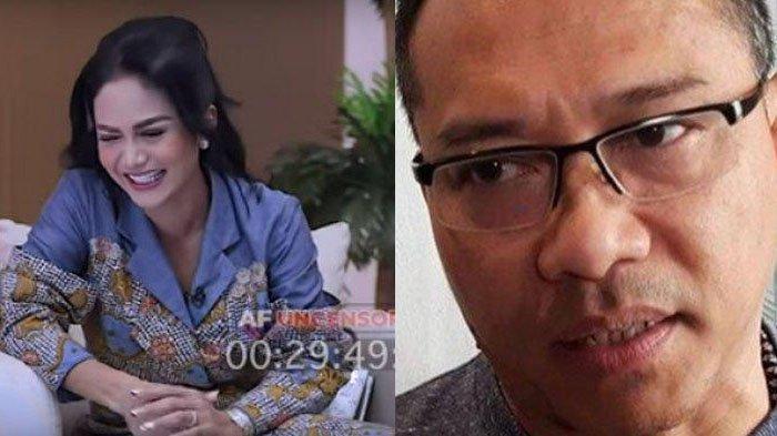 Nyesal Bocorkan Besar Gaji DPR, Krisdayanti Apes, Anang Dulu Antisipasi, Ingatkan: Bisa Tergelincir