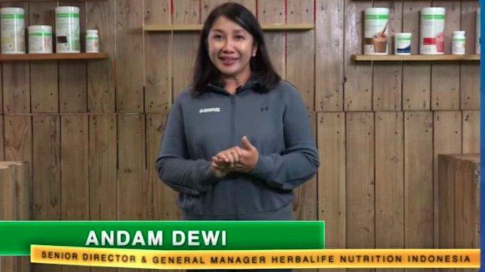 Herbalife Nutrition Kembali Gelar Virtual Run 2021