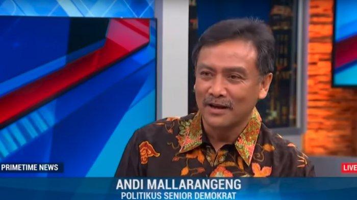 Andi Mallarangeng Ditanya Soal Gerindra Gabung Koalisi Jokowi, Politikus Demokrat Itu Cuma Tersenyum