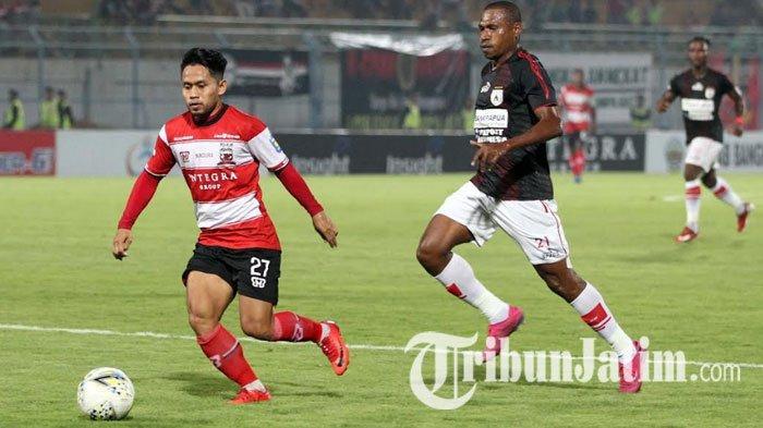 TERPOPULER BOLA: Andik Vermansah Gabung Bhayangkara FC - Persela Lamongan Sisa 2 Slot Pemain Asing