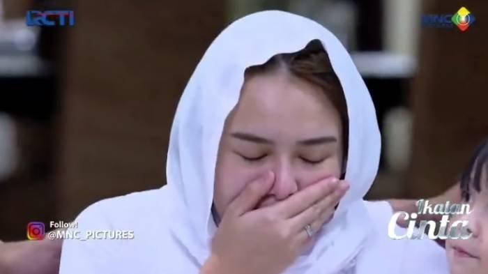 Sinopsis Ikatan Cinta 17 Mei 2021: Andin Hamil Aladin Junior & Lagi Ngidam, Elsa Panik Diteror Ricky