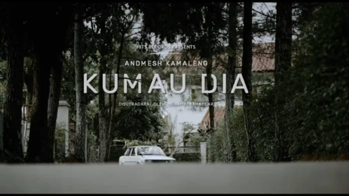 Chord Gitar dan Lirik Lagu 'Kumau Dia' Andmesh Kamaleng, Kunci dari C: Ku Mau Dia, Tak Mau yang Lain