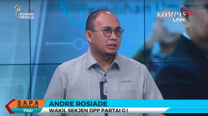 Andre Rosiade Beberkan Partai Koalisi Adil dan Makmur, Diam-diam Sudah Ajukan Proposal ke Jokowi?