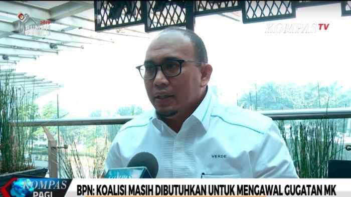 Jokowi Terbuka Bila Ingin Koalisi, Andre Rosiade: Yakin Prabowo Menang, Kami yang Ajak Mereka Gabung