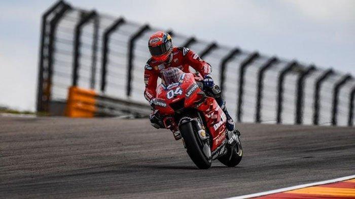 Balapan MotoGP 2020 Ditunda Akibat Virus Corona, Andrea Dovizioso Berharap Tak Terjebak Krisis