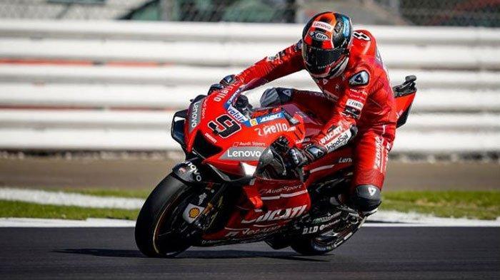 Gagal Genggam Mahkota Juara Dunia MotoGP 2019, Andrea Dovizioso Bertekad Amankan Posisi Runner-up