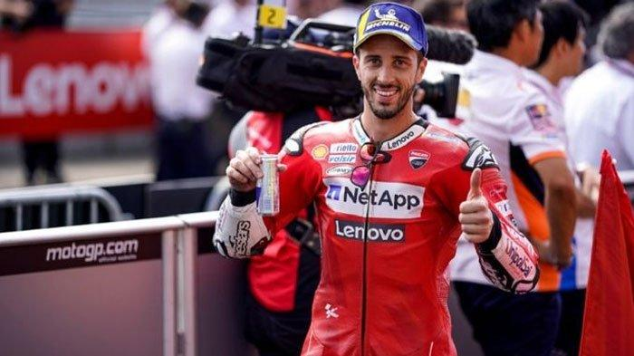 Terkuak, Penyebab Andrea Dovizioso Pergi dari Ducati, Merasa Dikhianati dan Tertekan Bertahun-tahun