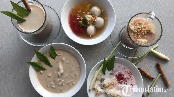 Ciptakan Sensasi Hangat dari Sajian Minuman Tradisional Serba Jahe ala Santika Hotel Jemursari