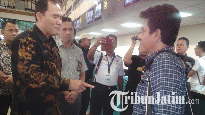 Viral,  Video Anggota DPR RI Bambang Haryo Menangis Saat Sidak di Bandara Juanda